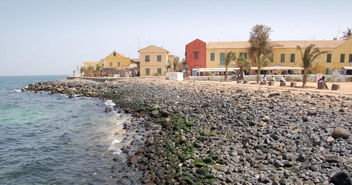 Остров Горе, Сенегал