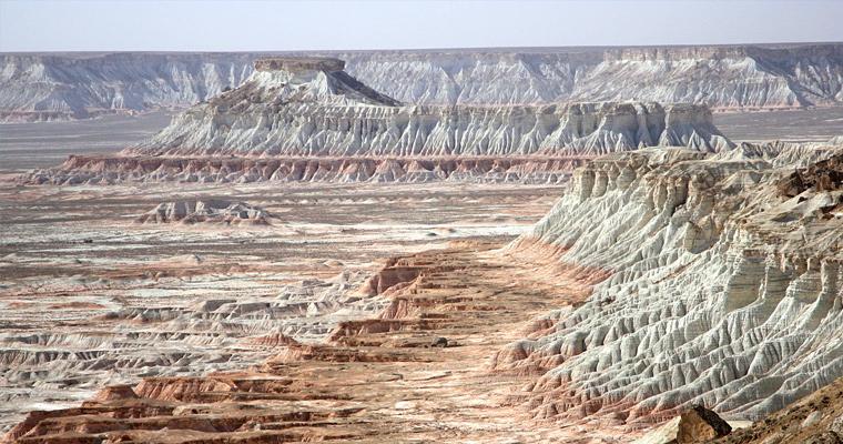 Природа, Туркменистан