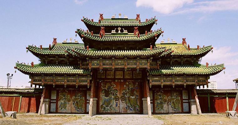 Дворец Богдо-хан, Монголия