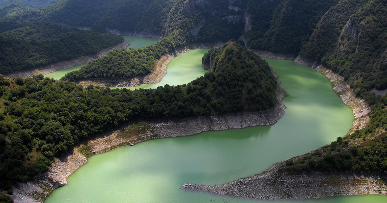 Каньон реки Увац , Сербия