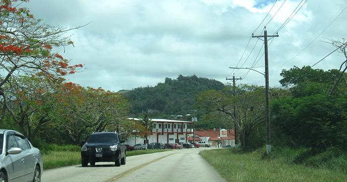 Ворота в Сайпан