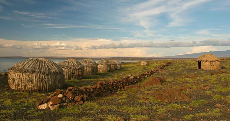 Озеро Туркана, Кения