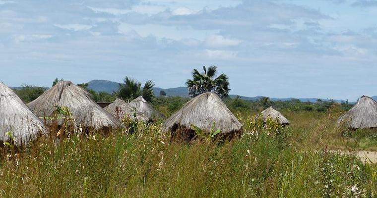Деревня, Замбия