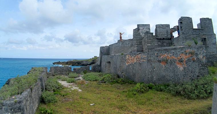 Высокий замок, Бермудские острова