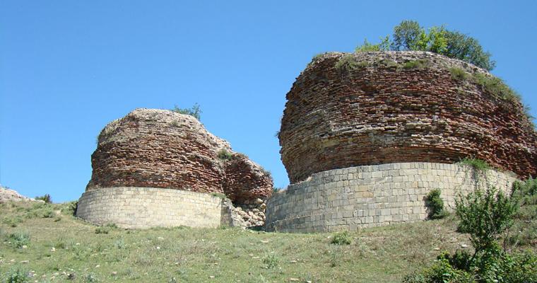 Габала, Азербайджан. Бывший центр Кавказской Албании.