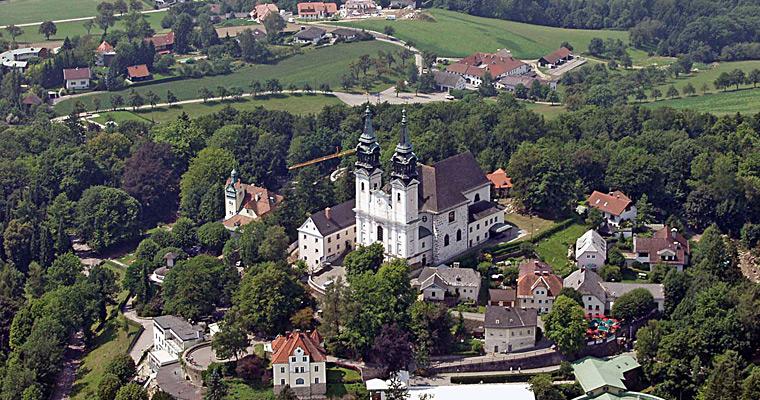 Pöstlingberg, Линц, Австрия.