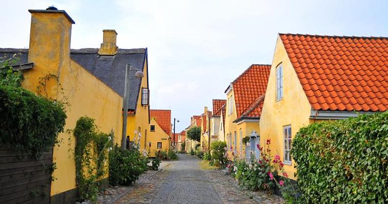Дома, Дания