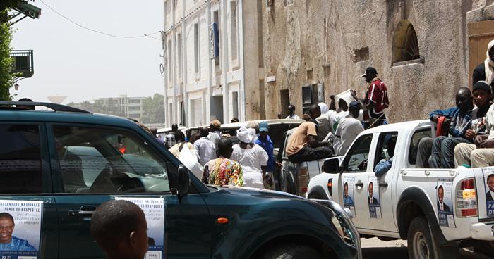 Улица Сенегала