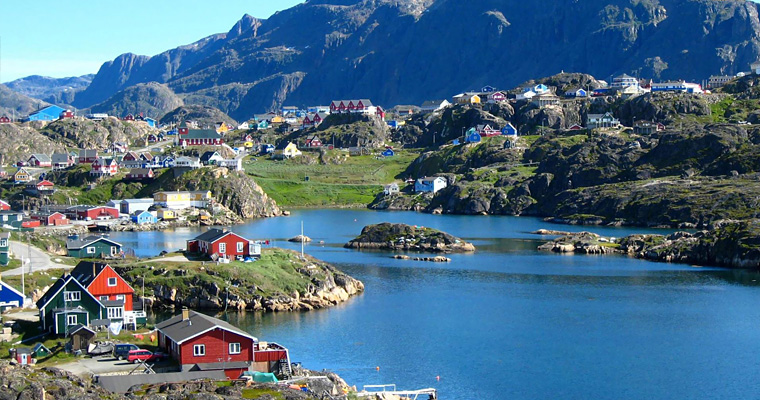 Нуук, Гренландия