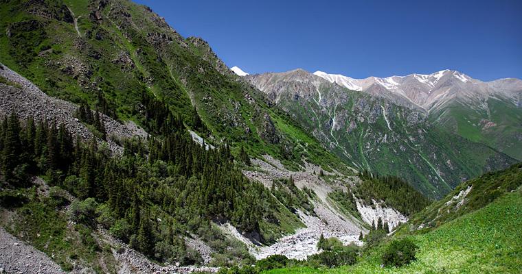Национальный парк Ала-Арча, Киргизия