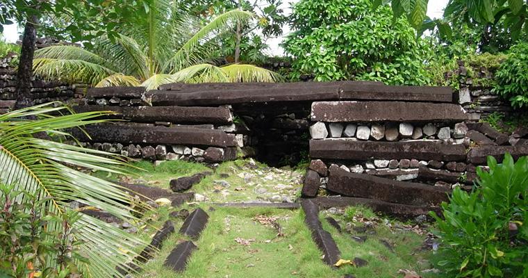 Руины Мадола, Микронезия