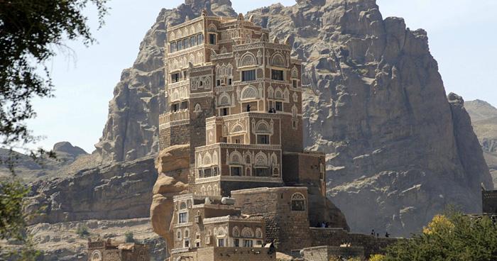Замок Дар аль-Хаджар, Йемен