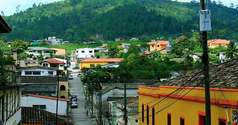 Санта-Роса-де-Копан, Гондурас