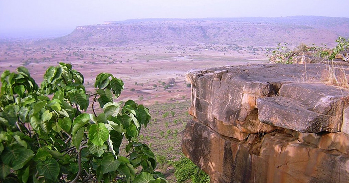 Пещеры Мобе, Того