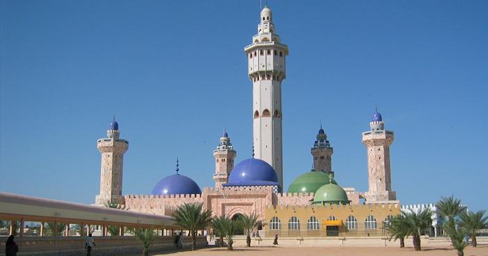 Великая мечеть Тоуба, Сенегал