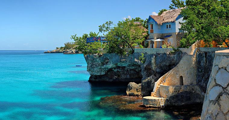 Пещеры - Негрил, Ямайка