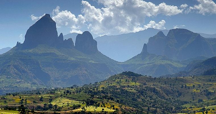 Национальный парк Simien, Эфиопия