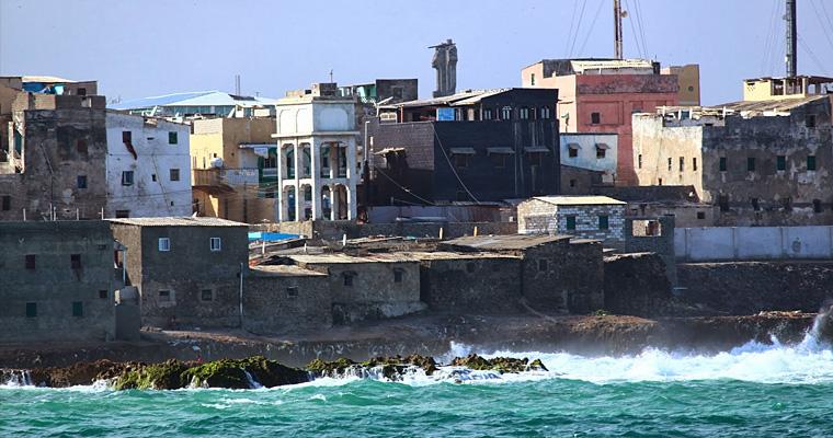 Морской порт, Сомали