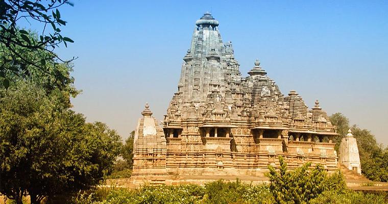 Храм Кхаджурахо, Индия