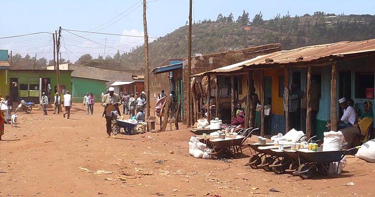 Марсабит, Кения