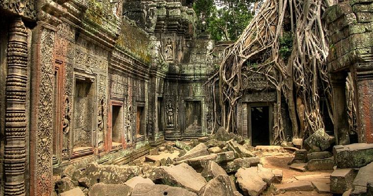 Храм Та Пом,Камбоджа