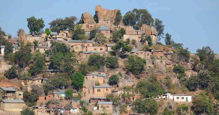 Горный Город Мванза, Танзания