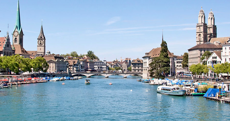 Цурих, Швейцария