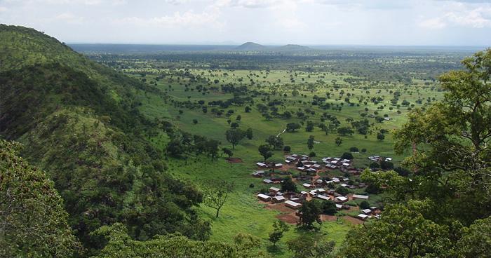 Атакора, Бенин