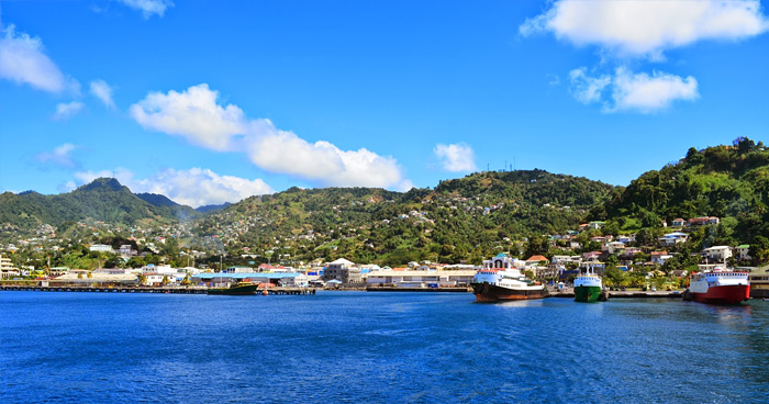 Побережье, Сент-Винсент и Гренадины