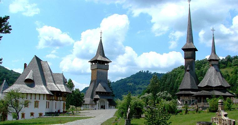 Монастырь Бырсана, Румыния