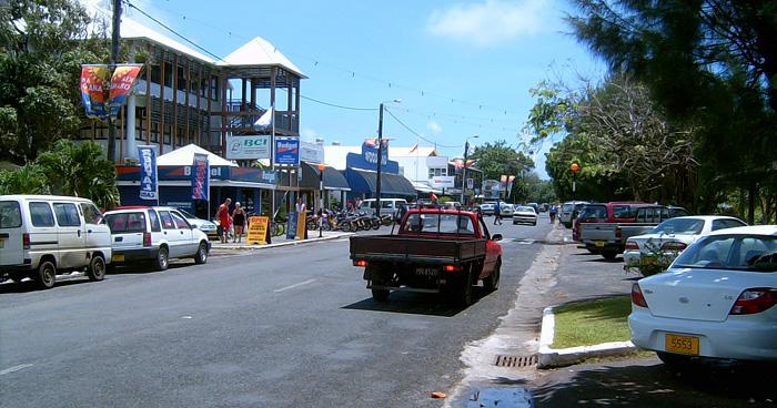 Аваруа, Острова Кука