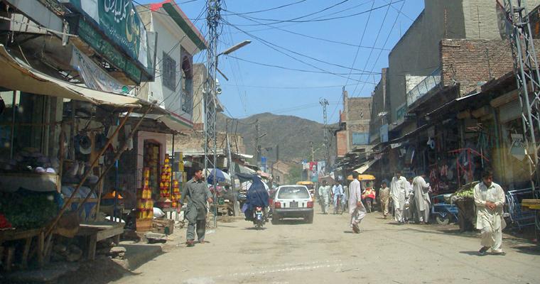 Пешавара, Пакистан