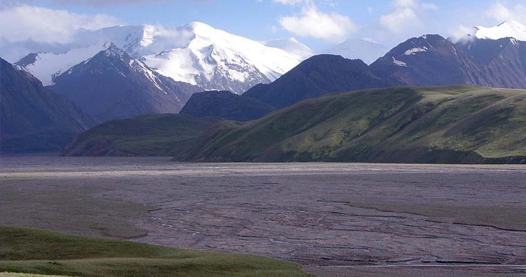 Памир, Таджикистан