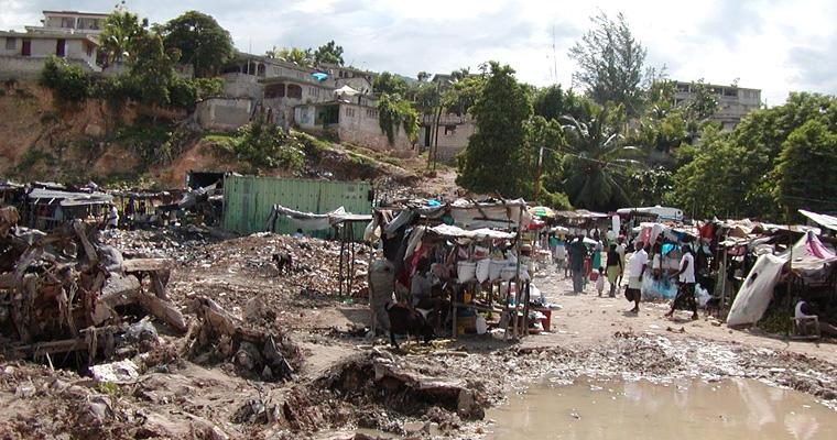 Марке де Мариани, Гаити
