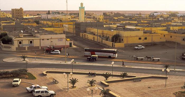 Эль-Аюн, Западная Сахара