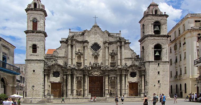 Кафедральный собор, Гавана, Куба