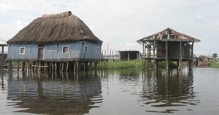 Деревня Дома на воде, Бенин