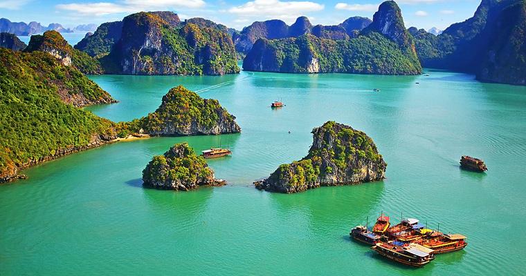 Sejur, Вьетнам