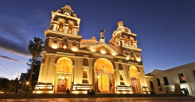 Собор Кордовы, Аргентина
