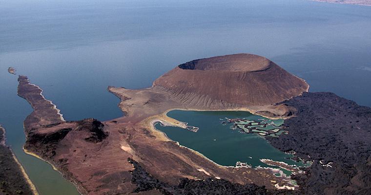 Озеро Туркана, Северо-Запад Кении