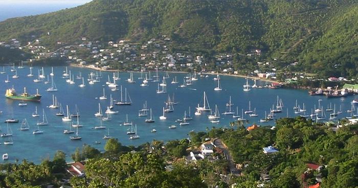 Бельмонт, Сент-Винсент и Гренадины