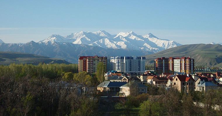 Бишкек, Киргизия