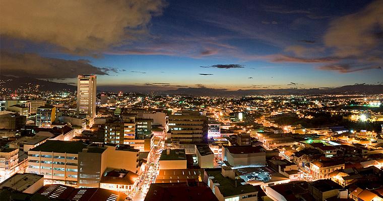 Сан-Хосе, Коста-Рика