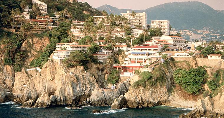 Акапулько, Мексика