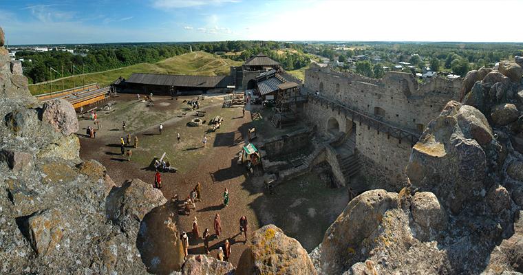 Раквере, Эстония