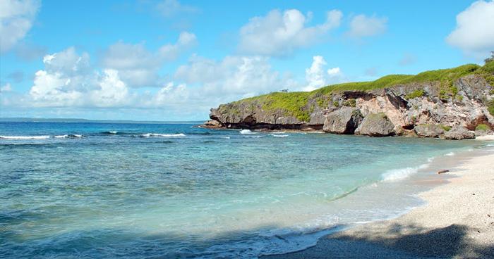 Лестница-Бич, Сайпан, Северные Марианские острова
