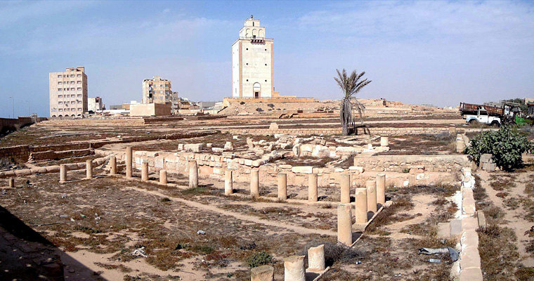 Eusperides, Ливия