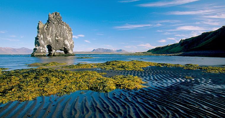 Хунафлоуи, Исландия