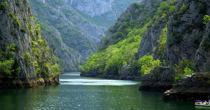 Озеро Матка, Македония