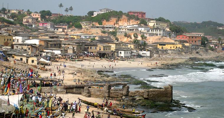 Кейп-Кост, Гана